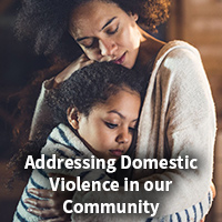 Addressing Domestic Violence in our Community