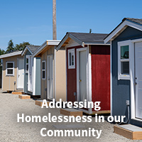 Addressing Homelessness in our Community