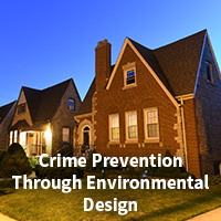 Crime Prevention through Environmental Design Webpage