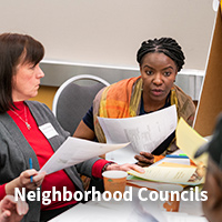 Neighborhood Council Webpage
