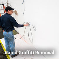 Rapid Graffiti Removal