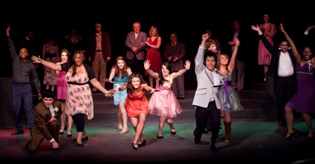 Footloose at Tacoma Little Theatre, photo provided by TLT