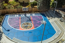 Christopher Paul Jordan & Kenji Stoll's Home Court at Bay Terrace