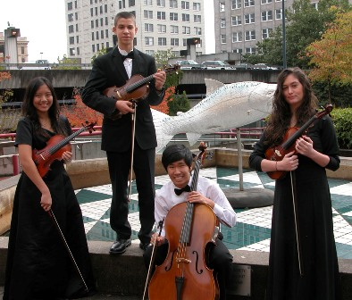 Musicians in Tacoma Youth Symphony's Tacoma Young Artists Orchestra. Photo provided by TYSA