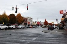 View of South Tacoma Way