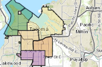 Find City Councilmember information by address or map click.