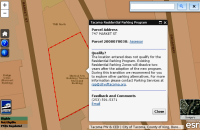 View information about the Residential Parking Program.