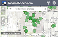 Find Commercial Properties currently listed in Tacoma by Commercial Brokers Association members.