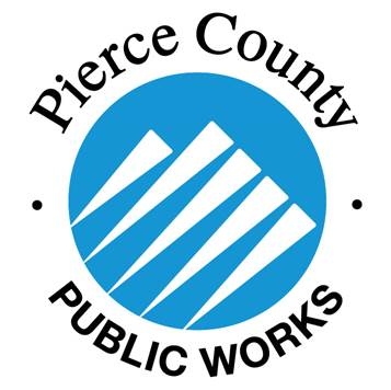 Pierce County Public Works logo