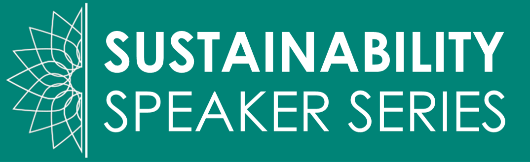 Sustainability Speaker Series