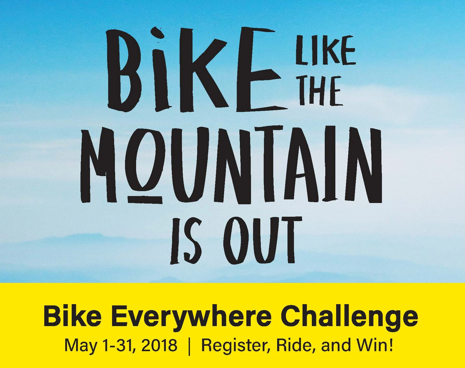 Bike Everywhere Challenge