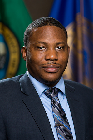 Councilmember Keith Blocker