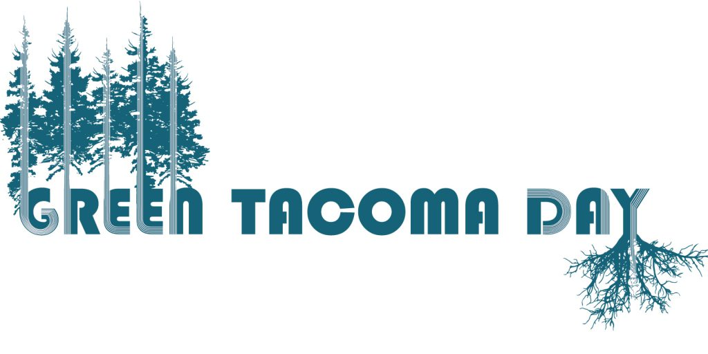 Green Tacoma Day Logo