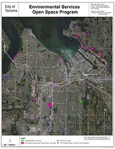 Tree Planting Map 2013