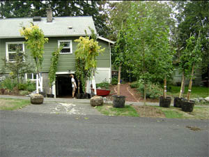 Image of house for Neighborhood Planting