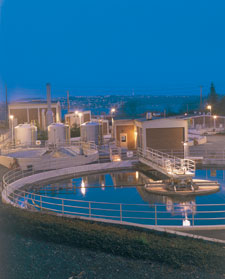 North End Wastewater Treatment Plant