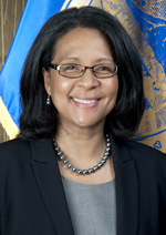 Mayor Marilyn Strickland