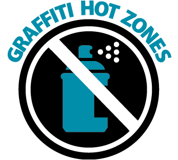 Graffiti Hot Zones web page
