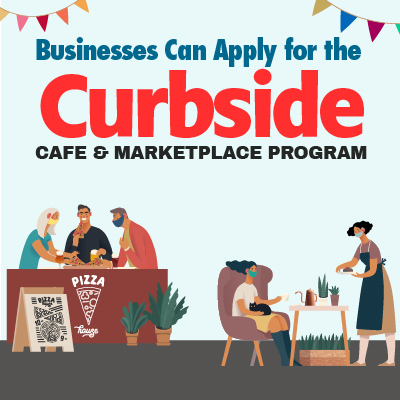 Curbside Cafe program