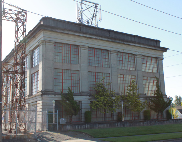 Cushman Substation