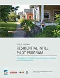 Residential Infill Pilot Program image