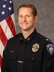 Photo of Lieutenant Eric Scripps