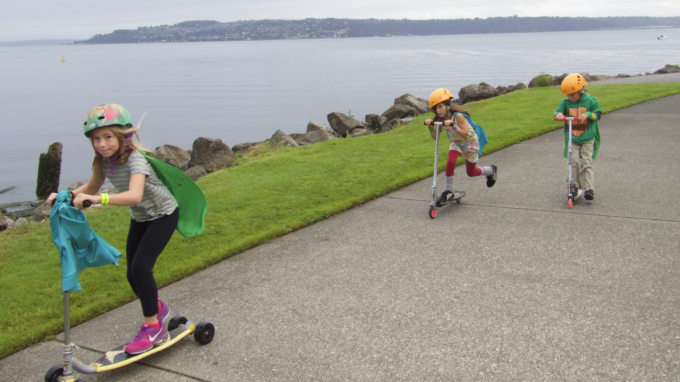 children scooters