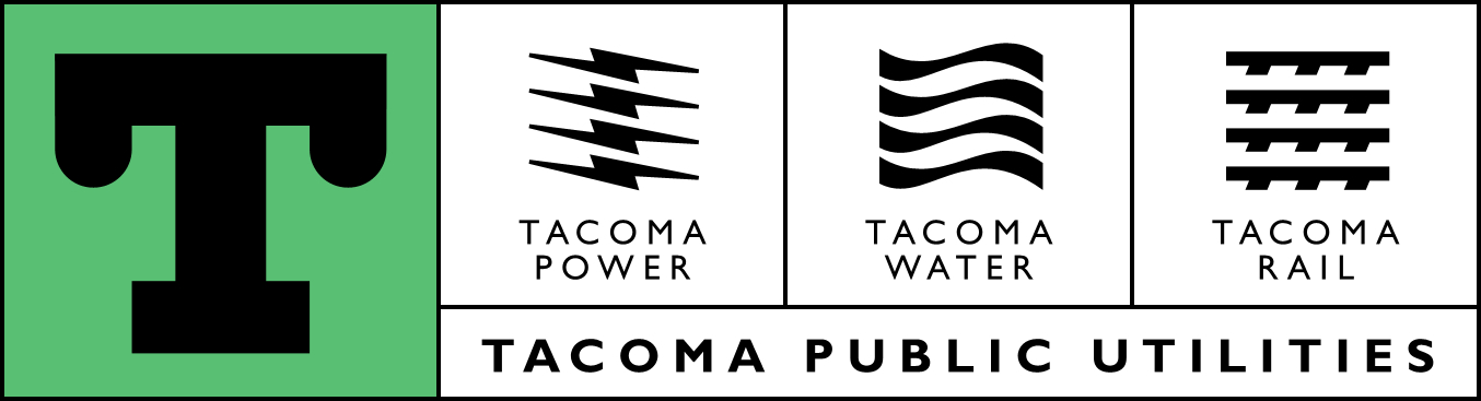 Tacoma Public Utilities logo