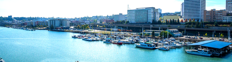 Wastewater System - City of Tacoma