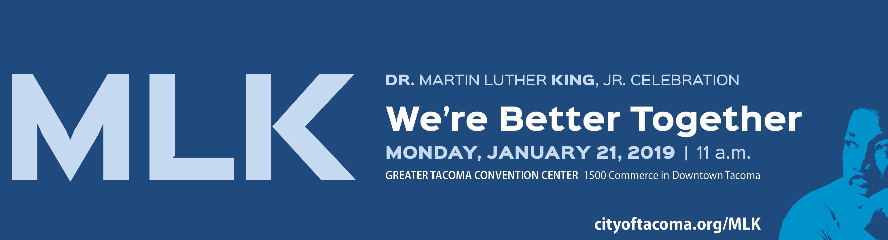 Event Calendar - City of Tacoma